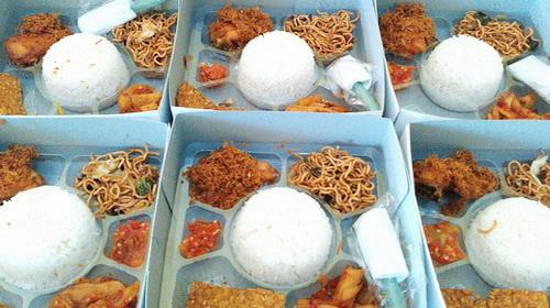 Bali Catering - Catering di Bali - Nasi Kotak di Bali