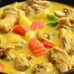 ayam Santan - Bali Catering
