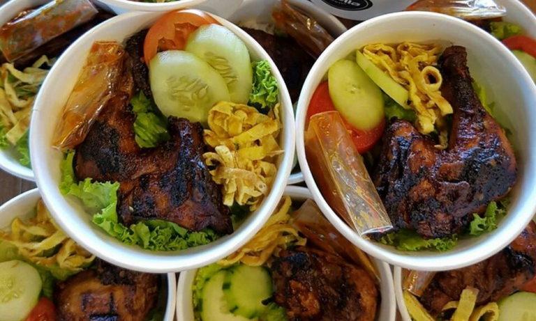 Raja Catering- Bali Catering - Catering di Bali - Rice Bowl - Nasi Cup - Nasi Bowl - Rice Bowl