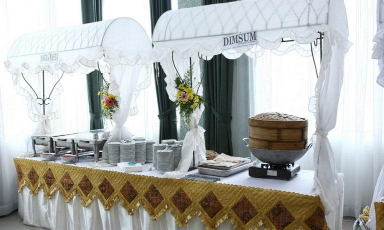 Gubukan- Food Stall - Raja Catering - Bali Catering